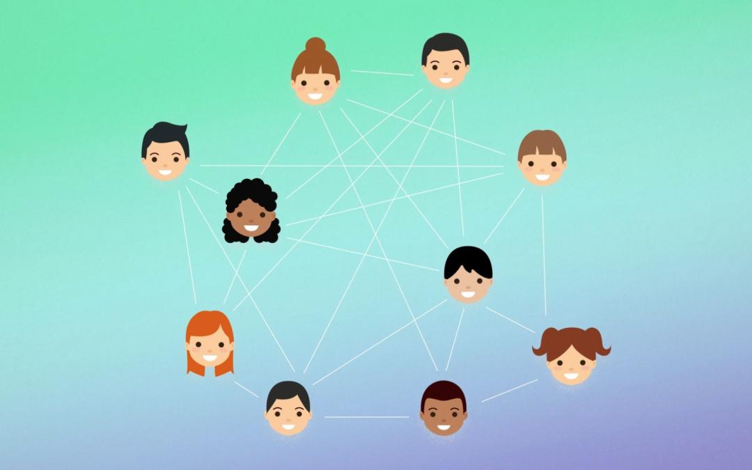 In de toekomst organiseren we ons werk in netwerken