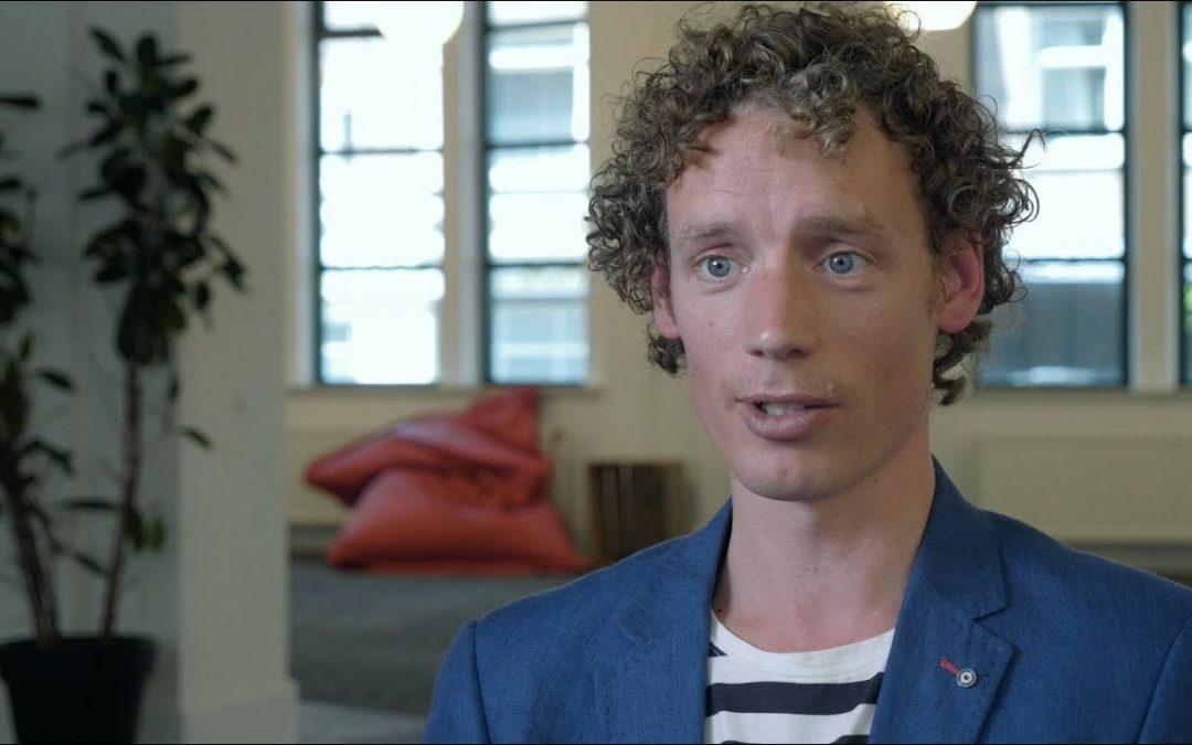 AWVN interviewt Laurens Waling over de toekomst van werk