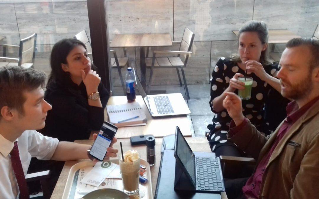 Code Oranje: Effectief samenwerken met 200 fanatiekelingen